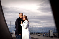 Monica and Thet's Engagement Shoot